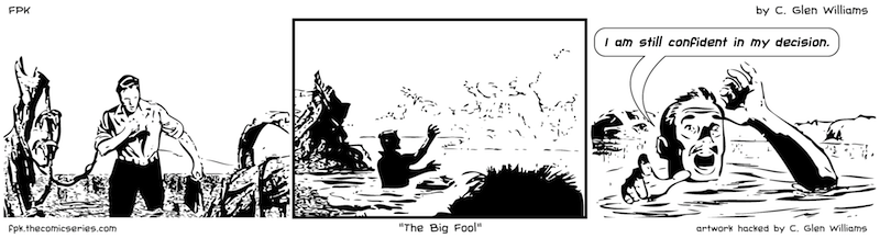 The Big Fool