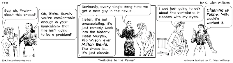 Welcome to the Revue