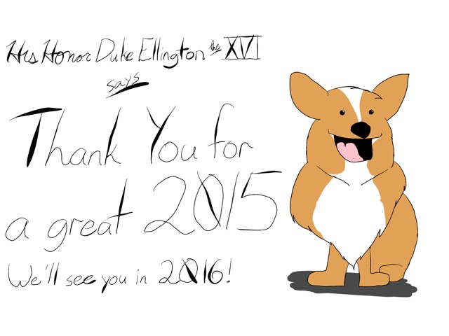 See You in 2016!