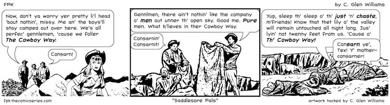 Saddlesore Pals