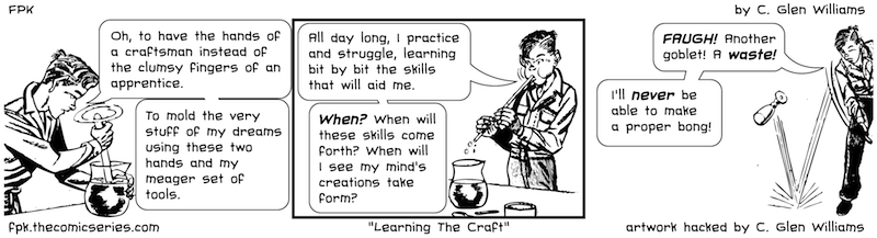 Learning the Craft