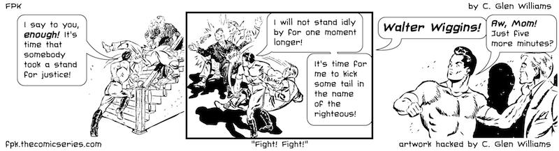 Fight! Fight!