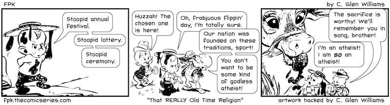 That REALLY Old Time Religion