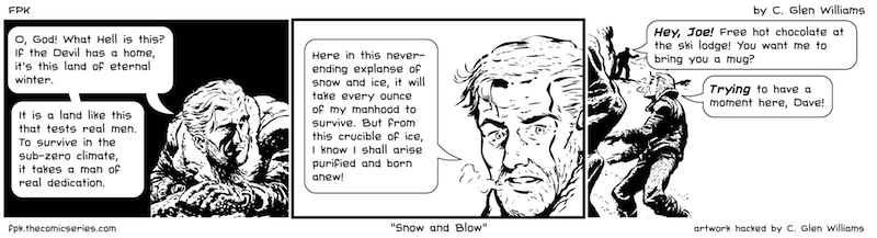 Snow and Blow