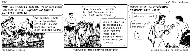 Return of the Lightning Litigators