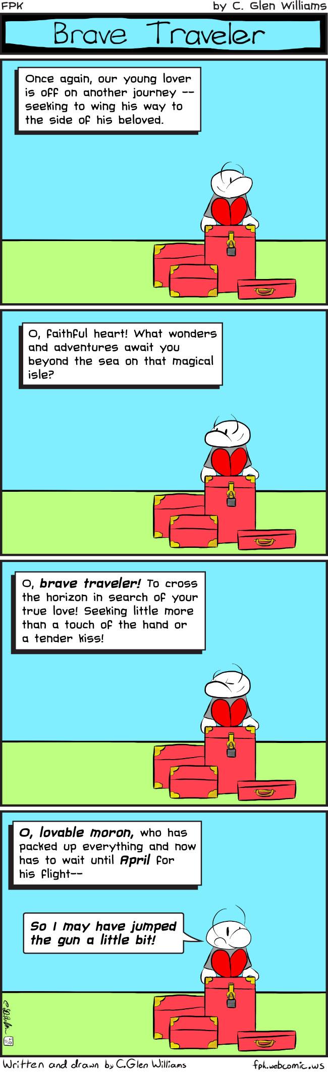 Brave Traveler