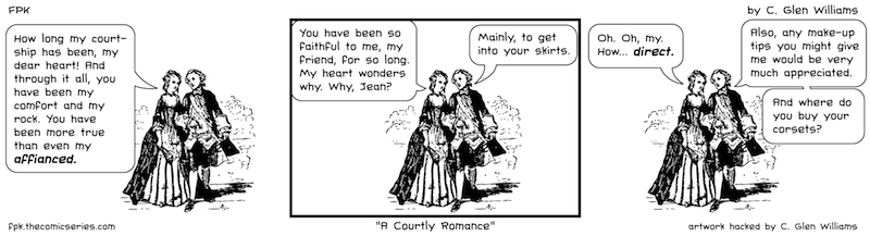 A Courtly Romance