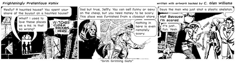 Grim Grinning Gats