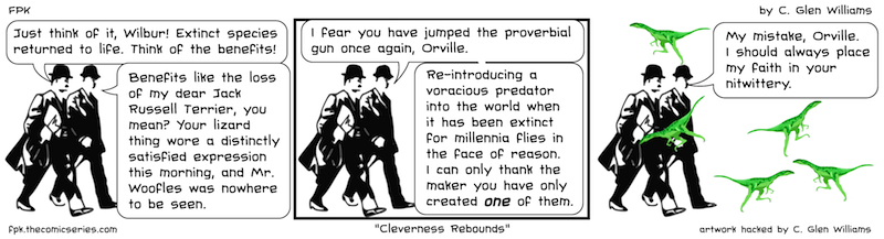 Cleverness Rebounds