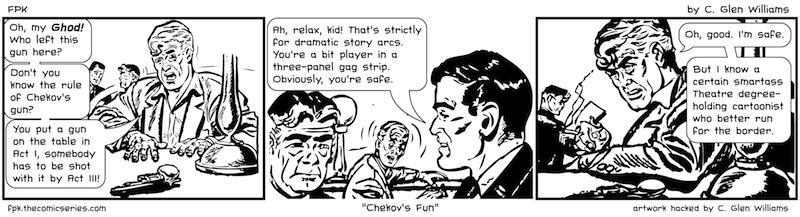 Chekov's Fun