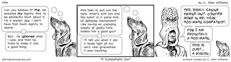 A Sympathetic Ear